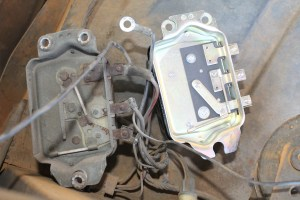 TroubleShooting and Changing a Voltage Regulator On a