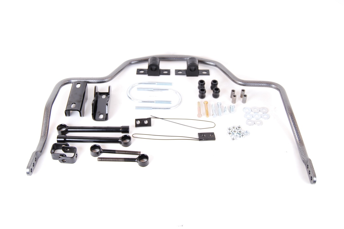 Hellwig Expands Sway Bar Lineup For Lifted Trucks