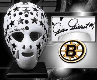 Image result for gilles gilbert goalie mask