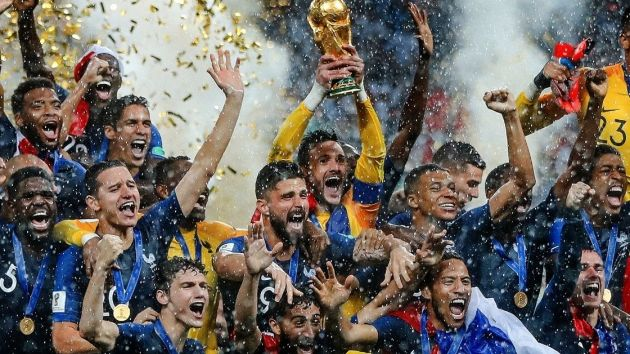 Fifa World Cup named Most Marketable Property in global sport