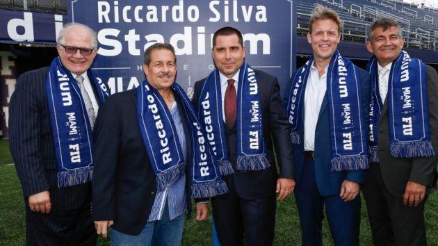 Miami FC to play at Riccardo Silva Stadium