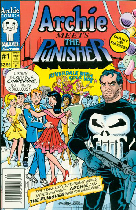 Archie Meets Punisher