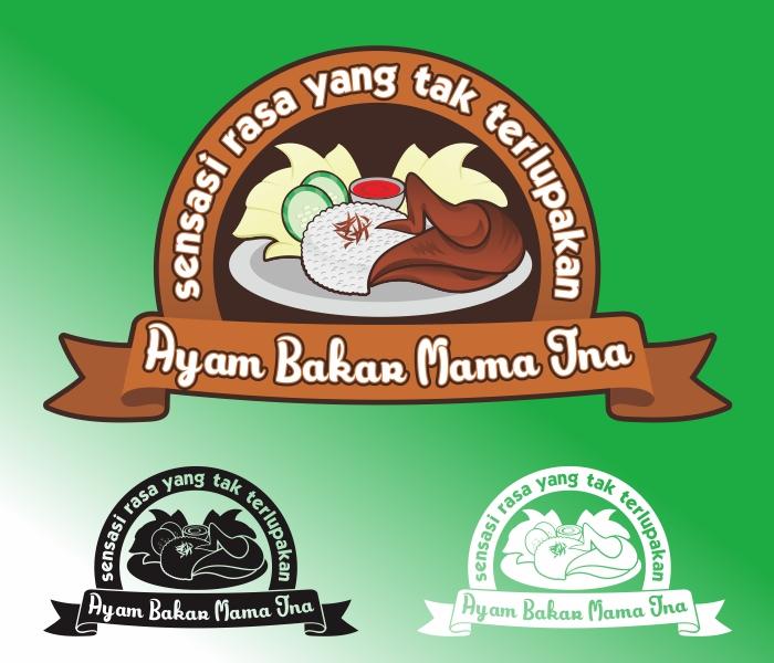 Sribu Desain Logo Desain Logo Untuk Makanan Ayam Bakar