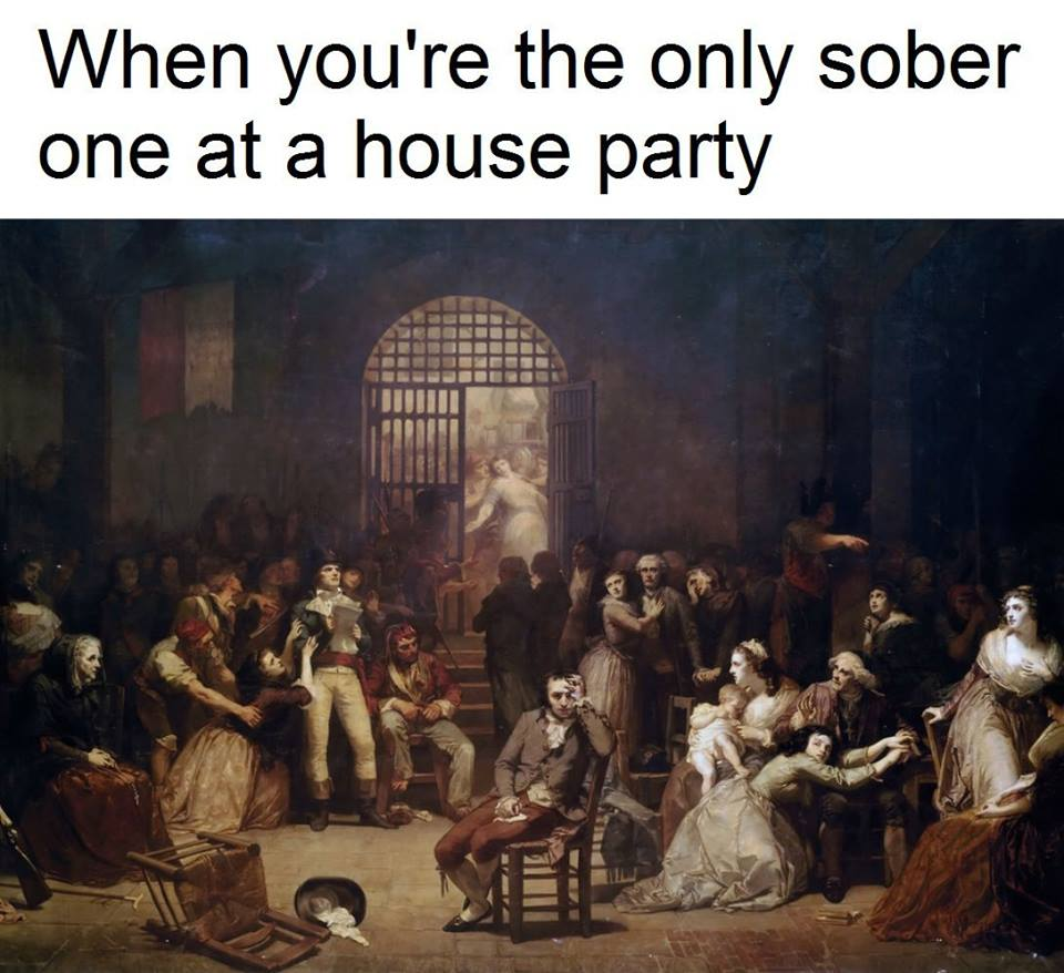 Top 16 Funniest Classical Art Memes Of The Year