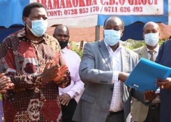 Hold governors accountable, CS Wamalwa says