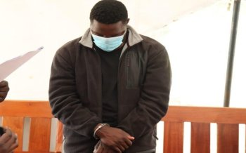 Olaba detained for 7 days in attempted murder case
