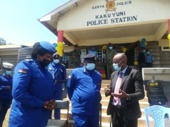 Partner with community to fight insecurity, police urged