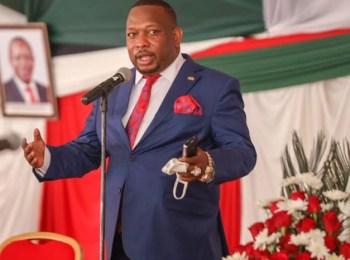 Sonko: Why I rejected Sh37b Nairobi budget