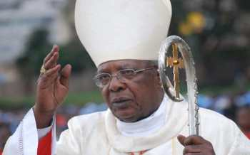 Cardinal Njue resigns after attaining retirement age