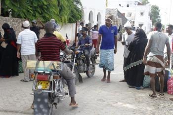 Boda boda invasion puts on notice Lamu's rich heritage