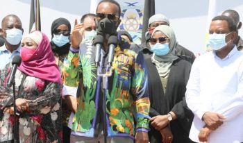 Joho warns Mombasa residents not to take covid-19 casually