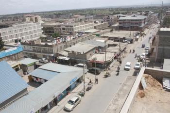 Kitengela, the new home of notorious criminal gangs