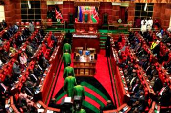 Parliament fails to stop case on its dissolution