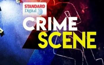 Police arrest a suspected serial killer in Kisumu