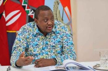 President Uhuru's warning to land gangs at Coast