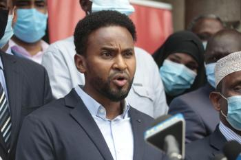 Haji's son elected to succeed father