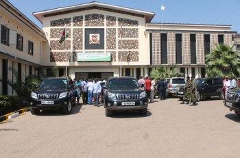 Homa Bay County Assembly Majority Leader John Kiasa ousted
