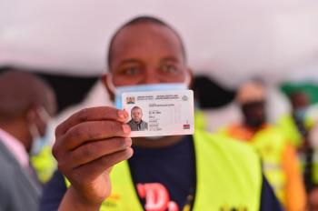Huduma cards in Nairobi lie uncollected