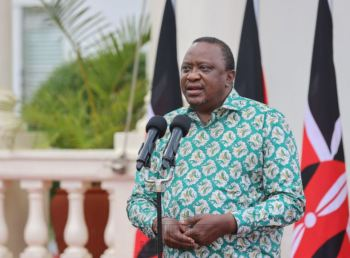 President Uhuru Kenyatta mourns businessman Sobhagayachand Shah