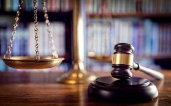 Widow, son land row referred to arbitration