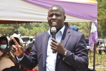 Governor Stephen Sang's Sh2m tea plants case stalls