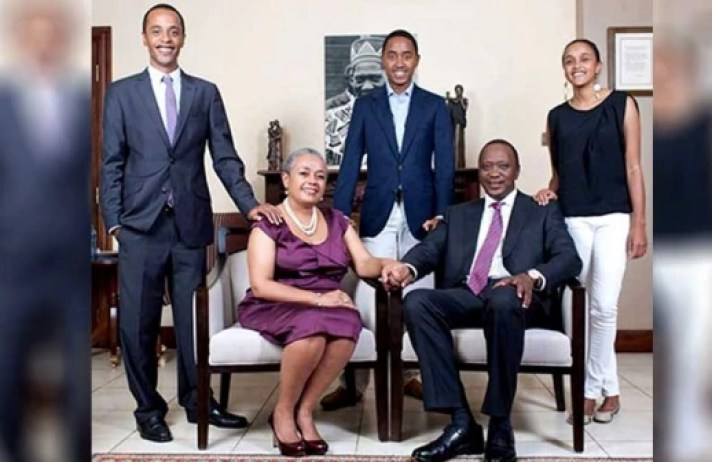 The Big, the smaLL and the hidden: Inside the Kenyatta Family Line ...