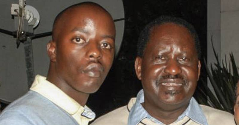 Raila Junior cutting political teeth or just outspoken? - The standard