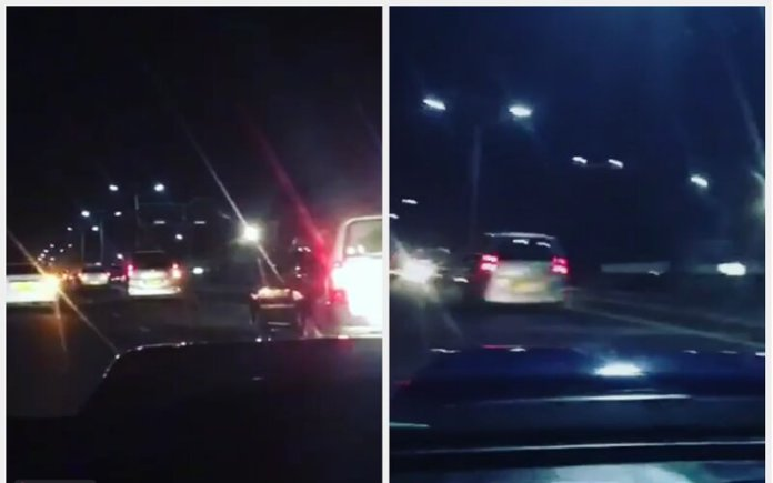 Lcpjcdi2Wzad607E97F09D430 Hunt Launched For Subaru Drivers Caught On Tape Racing On Thika Rd