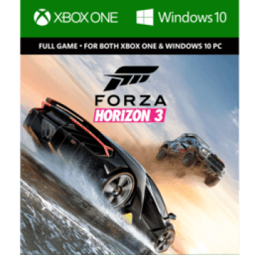 Forza Horizon 3 - XBOX One & Windows 10