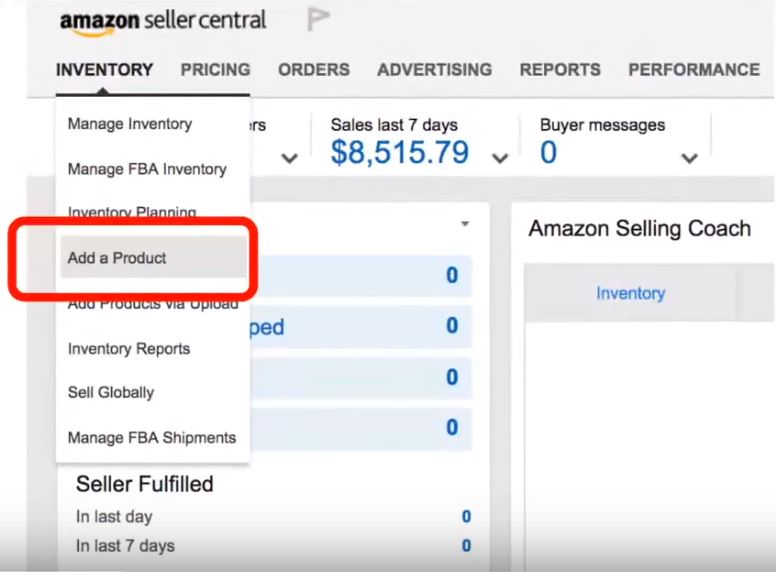 how to add image to amazon product description