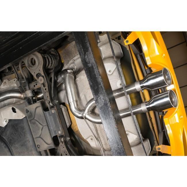 ford focus st estate mk3 wagon venom cat back performance exhaust