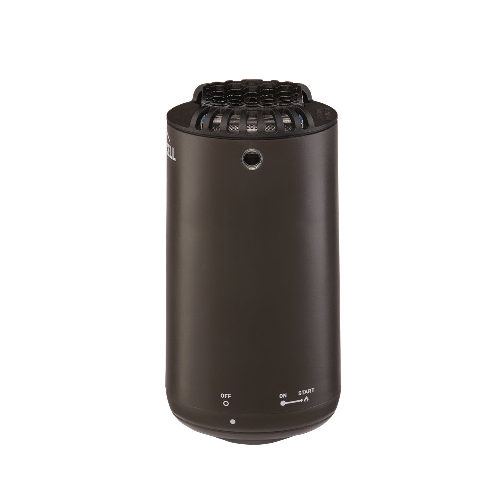 thermacell patio shield mosquito repeller graphite