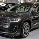 2021 Gmc Acadia Review Release Date Prices Trims Engines Mpg Specs And Rivals Comparison