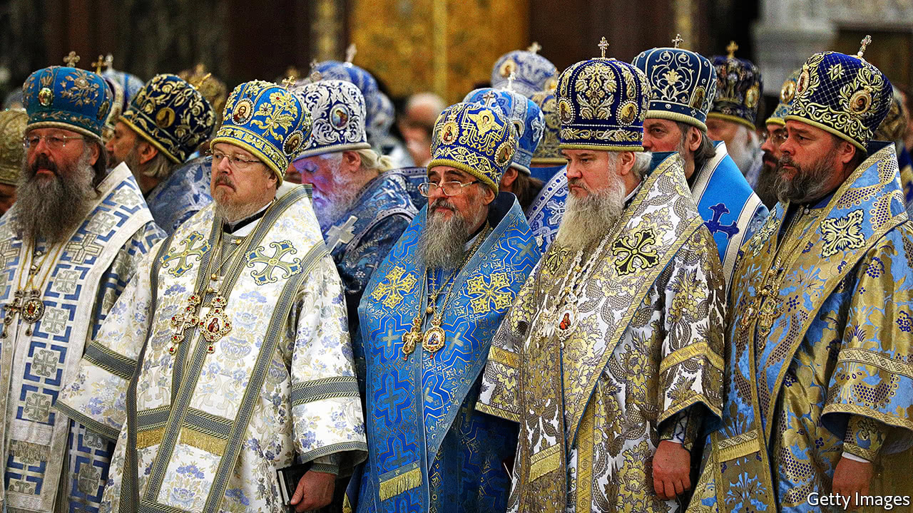 Religous Traditions Russia