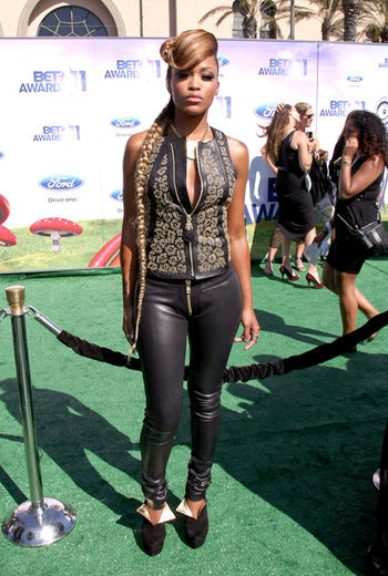 EVE at the BET awards