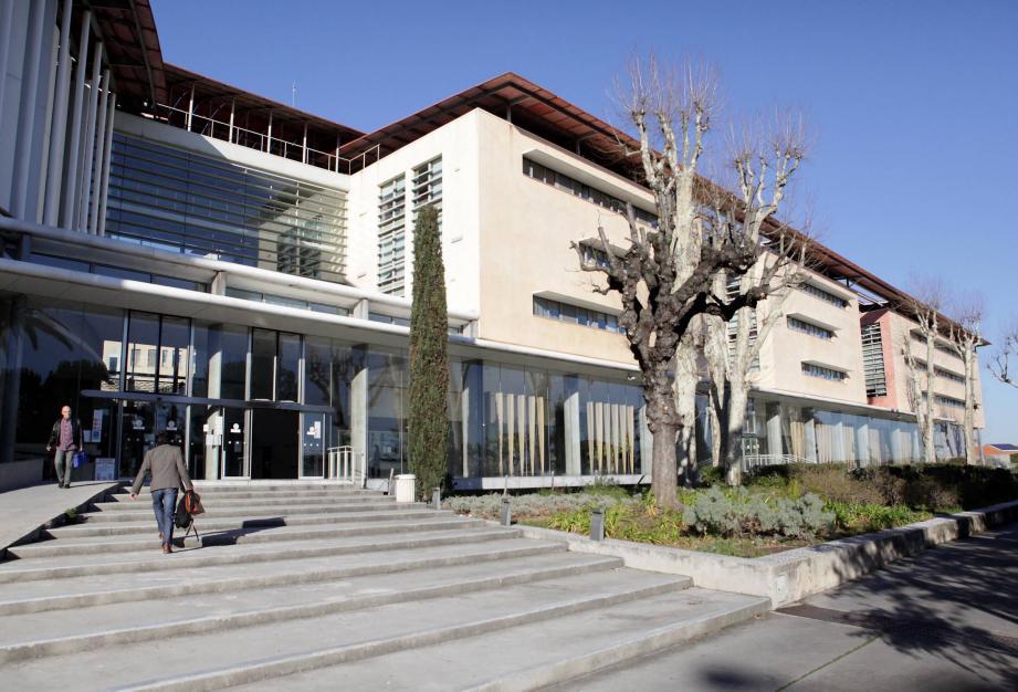 Le palais de justice de Grasse (image d'illustration).
