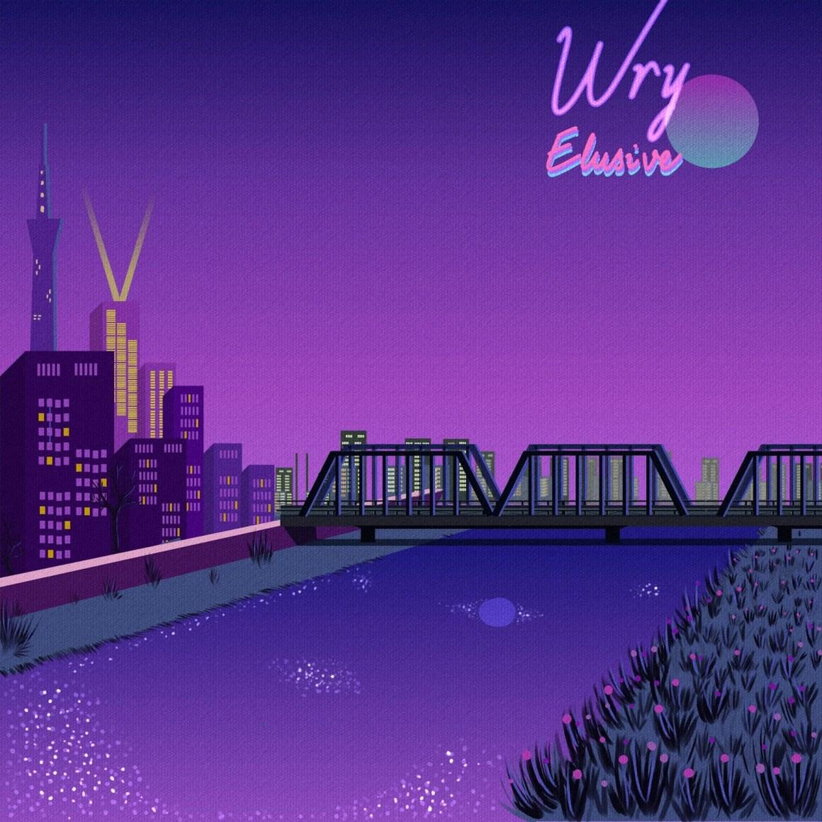 "Wry, hadir dengan merilis single pertama ""Elusive"""