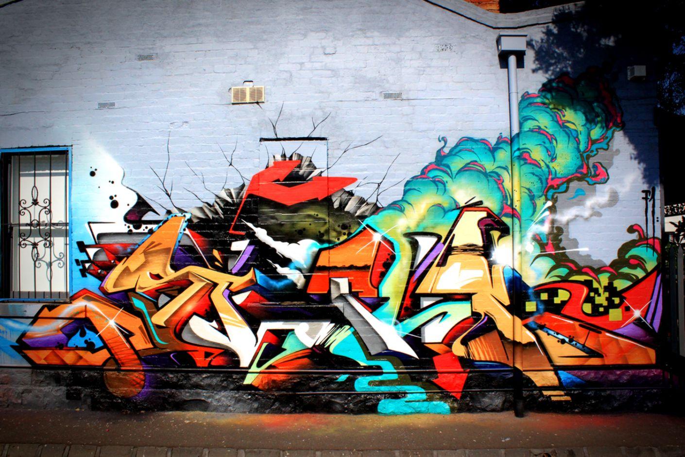 Best Street Art Wallpapers