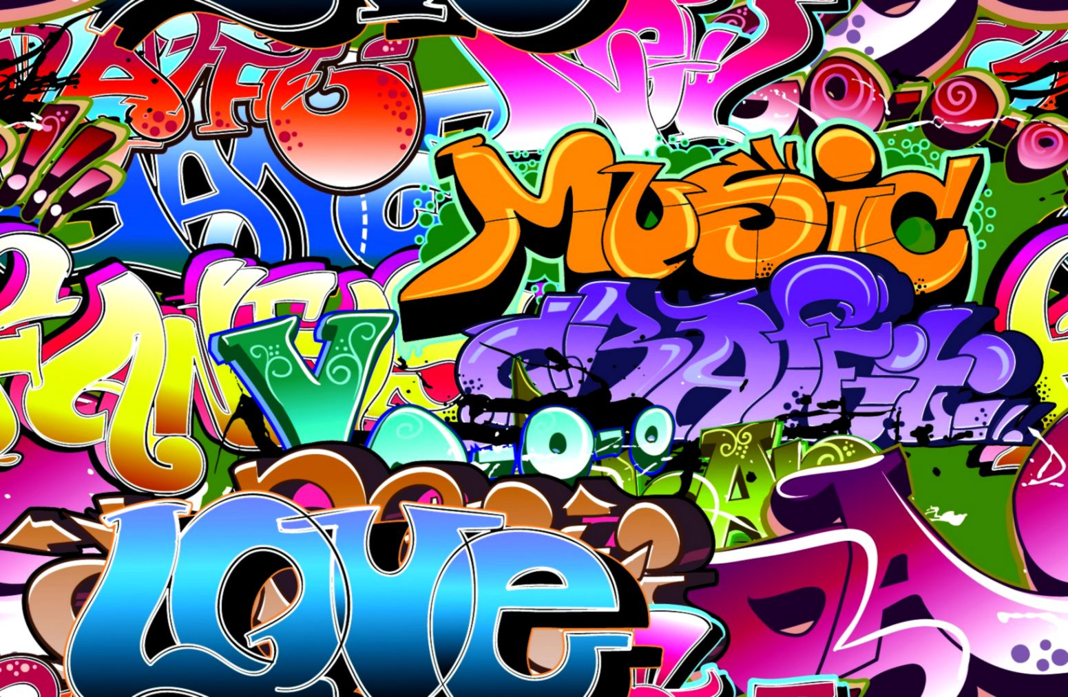 Cool Wallpapers Graffiti
