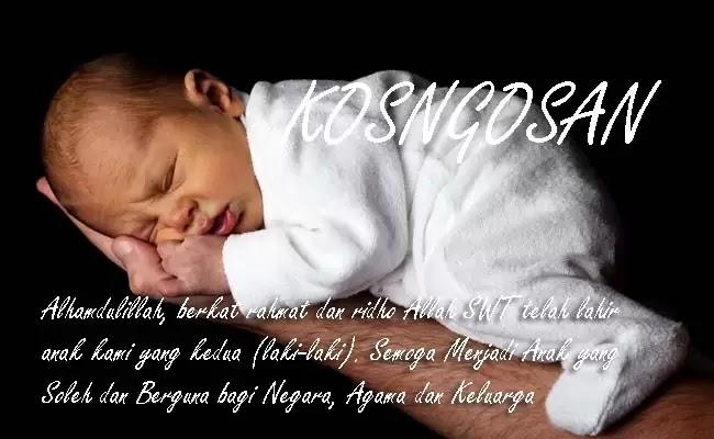 Doa Kata Kata Untuk Bayi Baru Lahir Perempuan