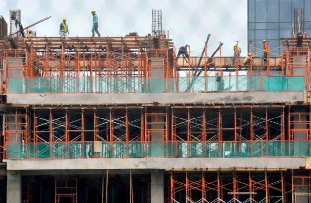 Tahap Pembangunan Gedung Bertingkat