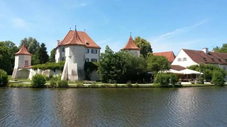Schloss Blutenburg bei München Obermenzing