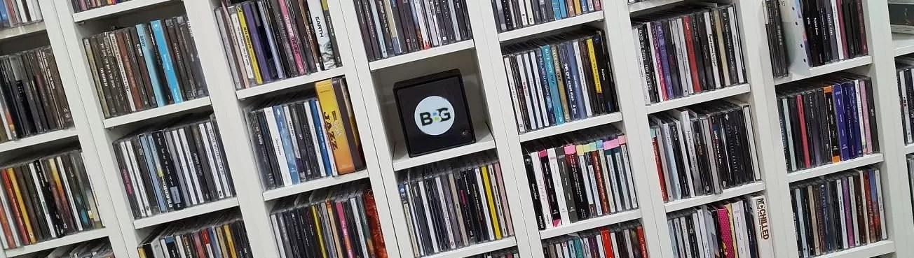 BBG Instore Music Radio