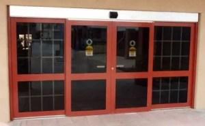 Automatic Sliding Doors & Entrances