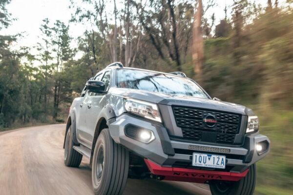 Nissan Australia builds a Warrior that takes down Raptors