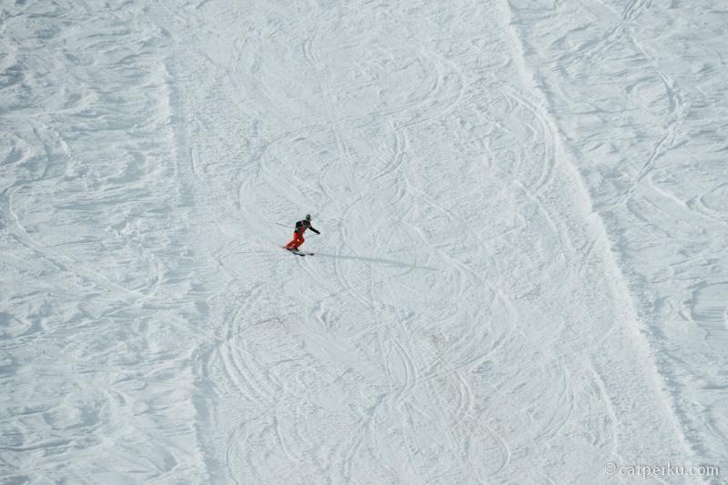 Main ski itu seru banget!