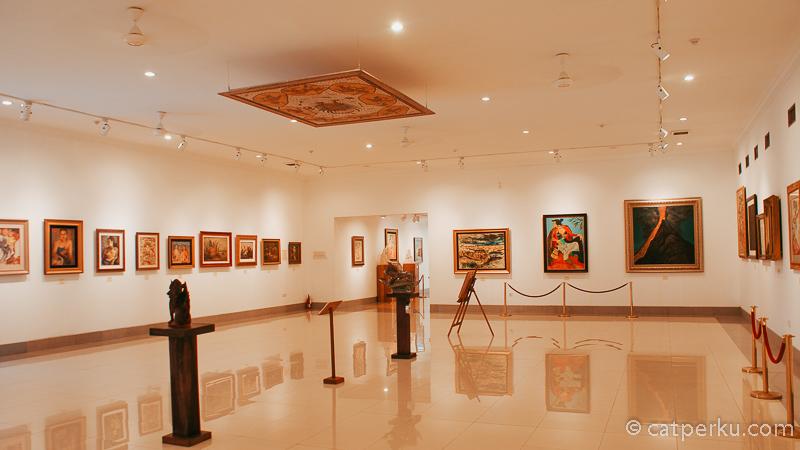 Berpetualang Di Dunia Lukisan, Museum Pasifika Bali!
