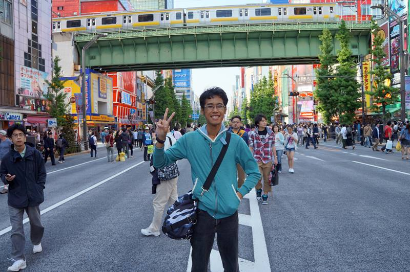 Sebenarnya, saya lebih milih WHV ke Jepang sih~ Tiap hari bisa main ke Akihabara deh :D
