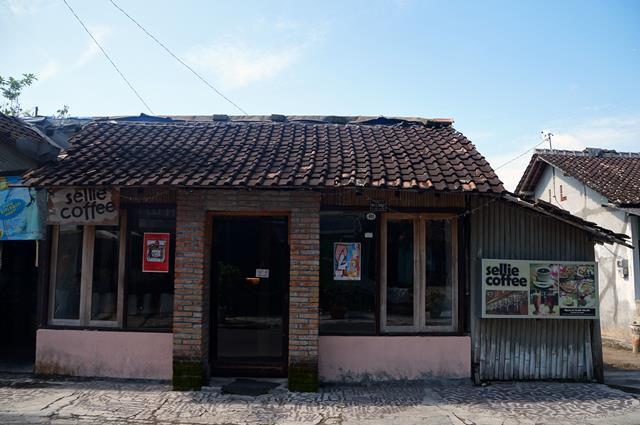 Cafe unik seperti ini juga banyak ditemui di Prawirotaman.