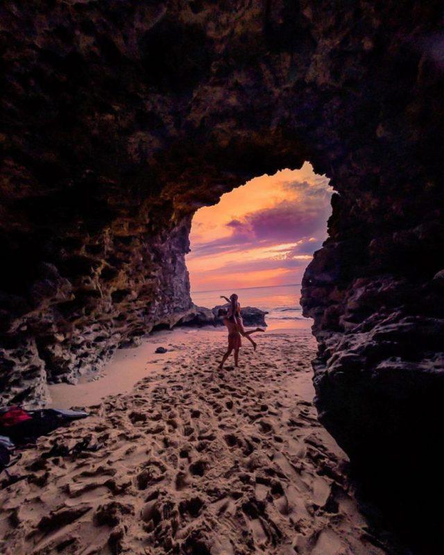 Tips wisata ke Pantai Tegal wangi ini mungkin akan berguna untuk kamu yang mau berlibur kesini - Pantai Tegalwangi, Pantai Di Bali Tersembunyi [ Wisata Bali ]